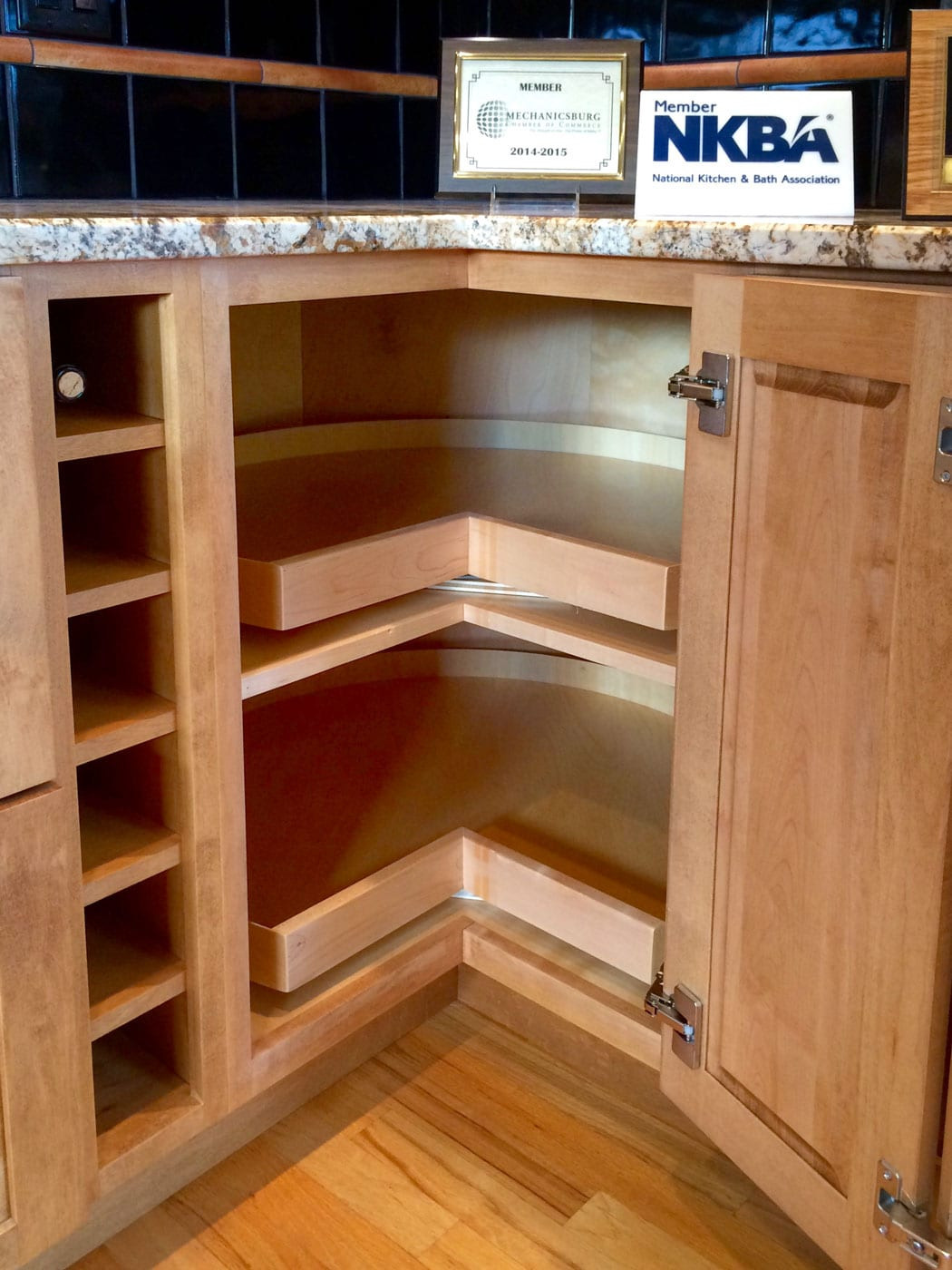 21 Fascinating Corner Kitchen Storage Cabinet Home Decoration And Inspiration Ideas